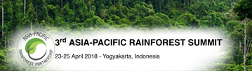 3rd ASIA-PACIFIC RAINFOREST SUMMIT